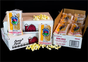 10.6 oz Mini Max Popcorn Kit Shipping Included