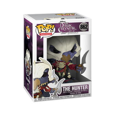 POP! Television: 862 The Dark Crystal Age of Resistance, The Hunter