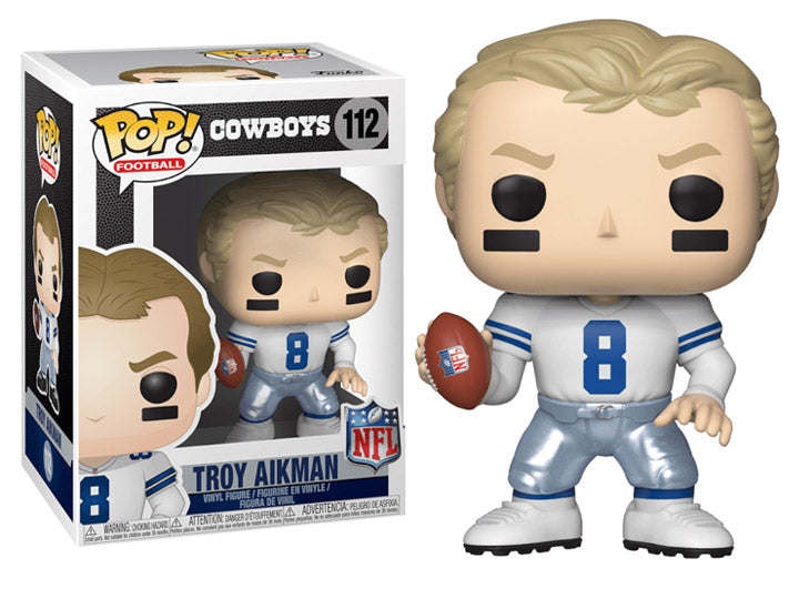 POP! Football: 112 Troy Aikman, Cowboys NFL Legends