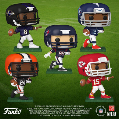 PRE-ORDER - POP! NFL (Bundle of 5)