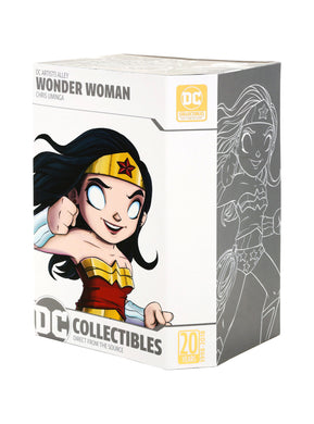 DC Artists Alley: DC Collectibles, Wonder Woman (By Chris Uminga) (Designer)