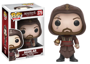 POP! Movies: 375 Assassin's Creed, Aguilar *Damage* 8/10