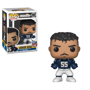 POP! Football: 111 Junior Seau, San Diego Chargers NFL Legends