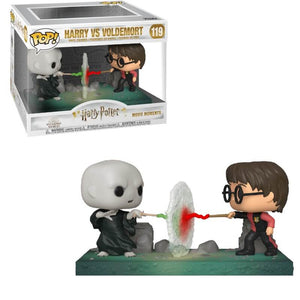 PRE-ORDER - POP! Harry Potter: 119 Harry vs. Voldemort