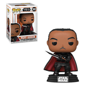 PRE-ORDER - POP! Star Wars: 380 The Mandalorian, Moff Gideon