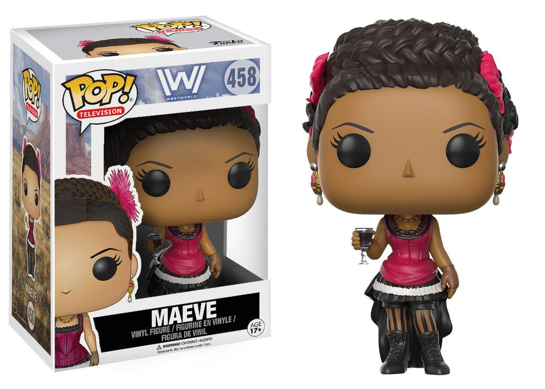 POP! Television: 458 West World, Maeve
