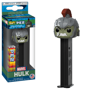 PRE-ORDER - POP! PEZ: Marvel, Hulk (w/GITD Chase) (Bundle of 2)