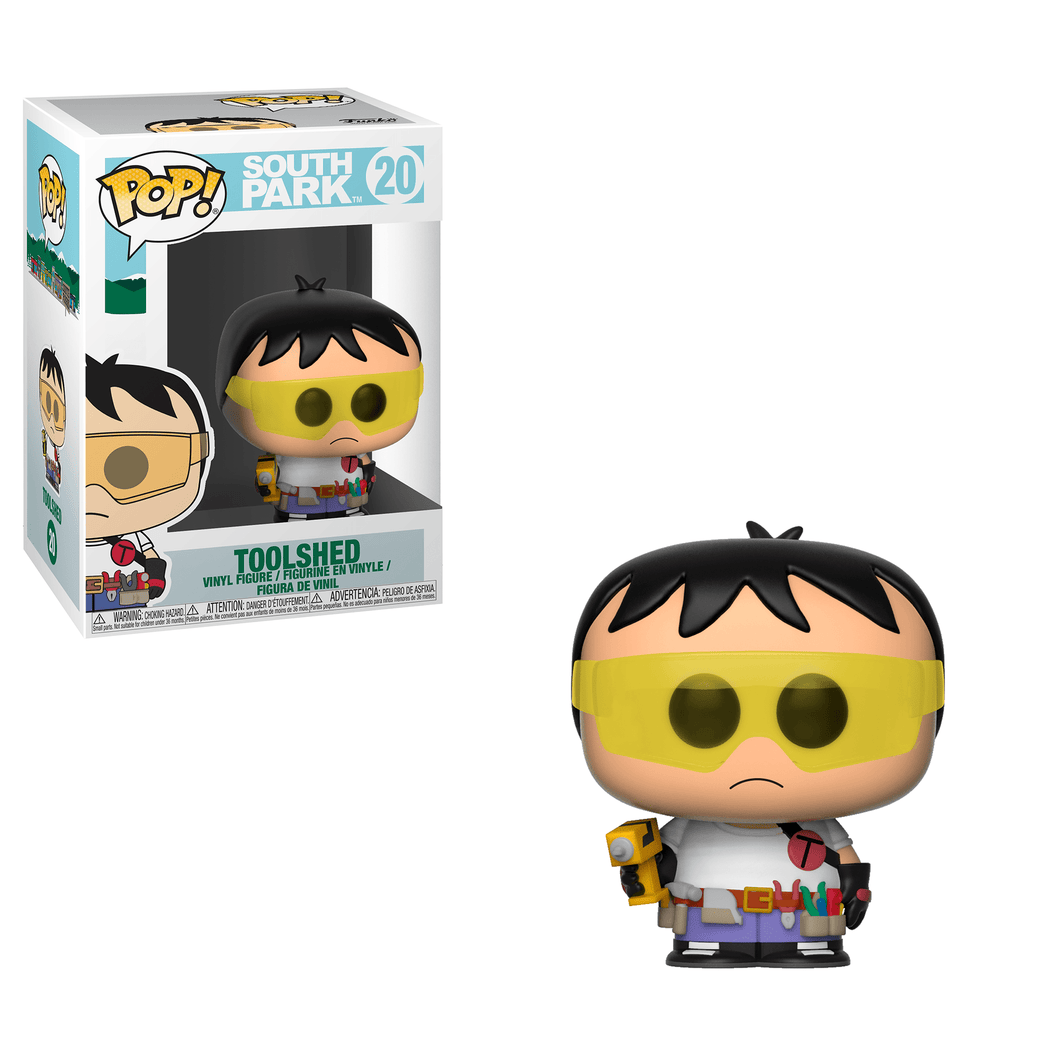 POP! South Park: 20 Toolshed