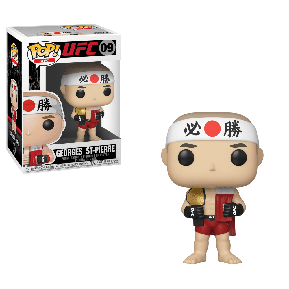 POP! UFC: 09 Georges St-Pierre