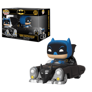 POP! Rides: 277 Batman 80th, 1950 Batmobile