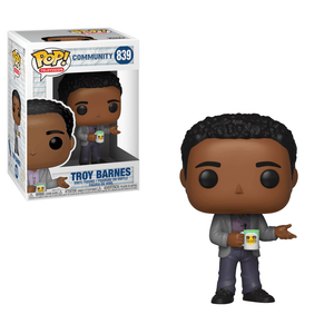 POP! Television: 839 Community, Troy Barnes