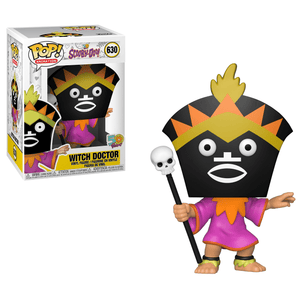 POP! Animation: 630 Scooby-Doo, Witch Doctor