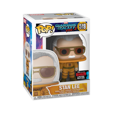 POP! Marvel: 519 Guardians of the Galaxy vol. 2, Stan Lee NYCC Shared