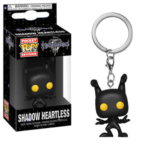 POP! Keychain: Kingdom Hearts III, Shadow Heartless