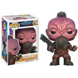POP! Marvel: 206 Guardians of the Galaxy Vol 2, Taserface