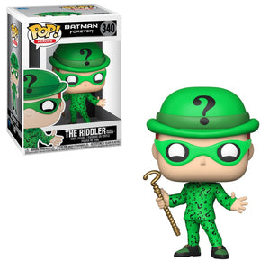 PRE-ORDER - POP! Heroes: 340 Batman Forever, Riddler