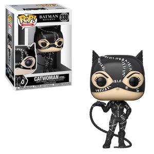 PRE-ORDER - POP! Heroes: 338 Batman Returns, Catwoman