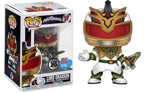POP! Comics: 17 Power Rangers, Lord Drakkon PX exclusive LE 30,000