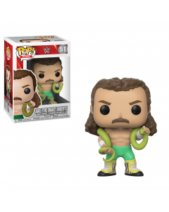 POP! WWE: 51 S7 Jake the Snake Chase Bundle