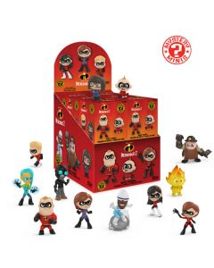 Mystery Mini: Disney Incredibles 2 Case