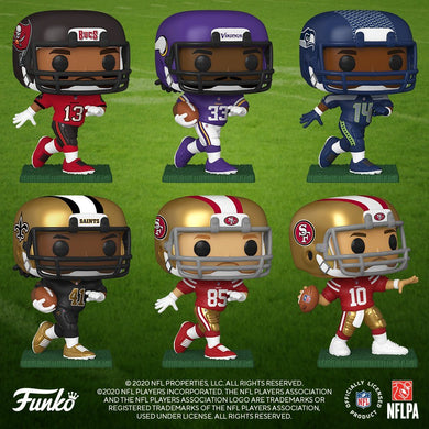 PRE-ORDER - POP! NFL (Bundle of 6)