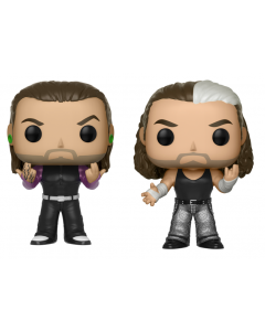 POP! WWE: S8 2 Pack Hardy Boyz