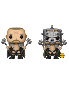 POP! WWE: S8 Triple H Skull King Chase Bundle
