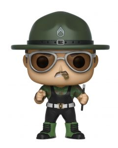 POP! WWE: S8 SGT. Slaughter