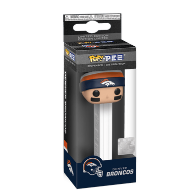 POP! PEZ: NFL, Denver Broncos