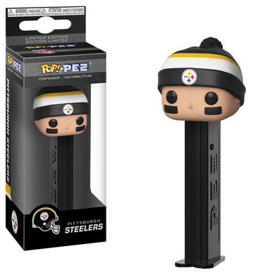 POP! PEZ: NFL, Pittsburgh Steelers