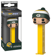 POP! PEZ: NFL, Green Bay Packers