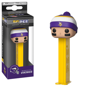 POP! PEZ: NFL, Minnesota Vikings