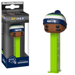 POP! PEZ: NFL, Seattle Seahawks