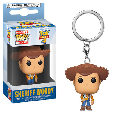 POP! Keychain: Toy Story 4 Bundle of 4