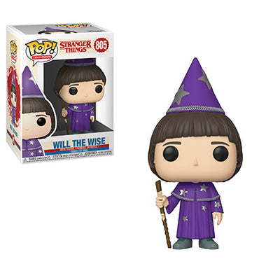 PRE-ORDER - 07/2019 POP! TV: 805 Stranger Things, Will the Wise