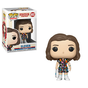 POP! Television: 802 Stranger Things, Eleven in Mall Outfit