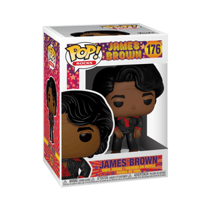 PRE-ORDER - 05/2020 POP! Rocks: 176 James Brown, James Brown