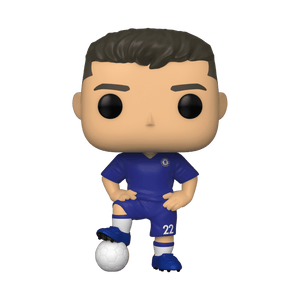 POP! Football: 34 Chelsea, Christian Pulisic