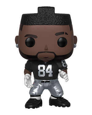 PRE-ORDER - POP! NFL: Raiders, Antonio Brown (Home Jersey)