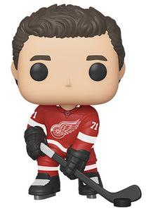 POP! NHL: Red Wings, Dylan Larkin (Home Jersey)