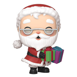 POP! Christmas: 01 Santa Claus w/ Gifts
