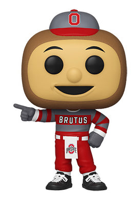 POP! College: Ohio State University, Brutus Buckeye