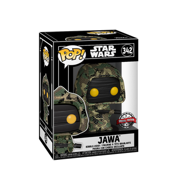 POP! Star Wars: 342 Jawa (Futura) (Special Edition)