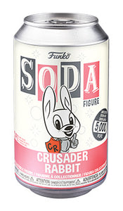 Vinyl Soda: Crusader Rabbit