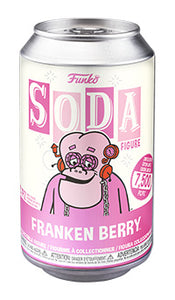Vinyl Soda: Ad Icon, Frankenberry