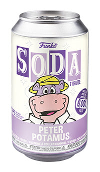 Vinyl Soda: Hanna Barbera, Peter Potamus