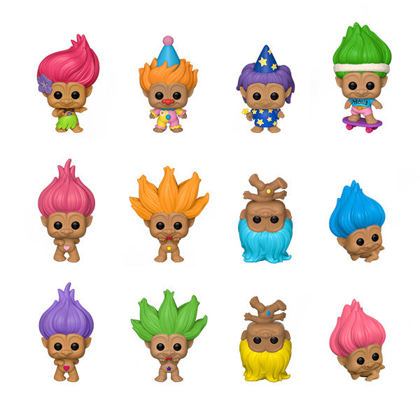 Mystery Mini: Trolls (Classic) Box of 12
