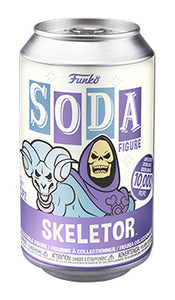Vinyl Soda: Masters of the Universe, Skeletor (Opened) (Common) (10,000 PCS)
