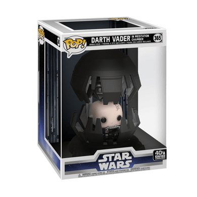 POP! Star Wars: 365 Darth Vader in Meditation Chamber (Deluxe)