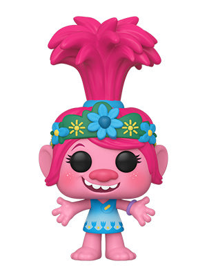 PRE-ORDER - POP! Movies: Trolls World Tour, Queen Poppy